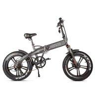 Велогибрид Eltreco INSIDER (matt-black 1955)