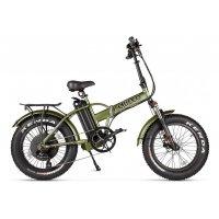 Велогибрид Eltreco Multiwatt (army-green 1957)