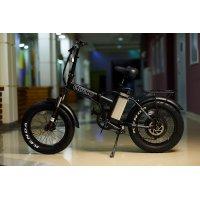 Велогибрид Eltreco Multiwatt (matt-black 1955)