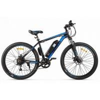 Велогибрид Eltreco XT 600 (черно-синий-2129)