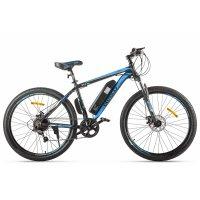 Велогибрид Eltreco XT 600 (черно-синий-2367) Limited edition
