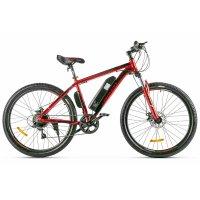 Велогибрид Eltreco XT 600 (Красно-черный-2369) Limited edition