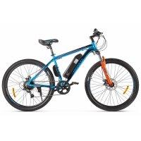 Велогибрид Eltreco XT 600 (синий-оранжевый-2371) Limited edition