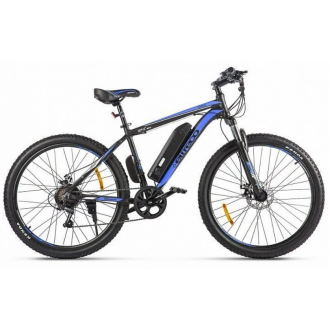 Велогибрид Eltreco XT 600 D (Черно-синий-2384)