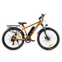 Велогибрид Eltreco XT750 (оранжевый - 1919)
