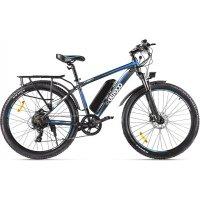 Велогибрид Eltreco XT 850 new (серо-синий-2146)