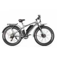 Велогибрид VOLTECO BIGCAT DUAL (Dark Grey-1946)