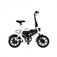 Велогибрид Xiaomi HIMO V1 PLUS City 36V10.4Ah 14 дюймов (ледниковый белый)