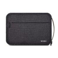 Влагозащитная сумка WIWU Cozy Storage Bag Black Large (Black)