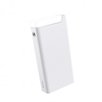 Внешний аккумулятор Hoco Premium J62 30000mAh (Белый)