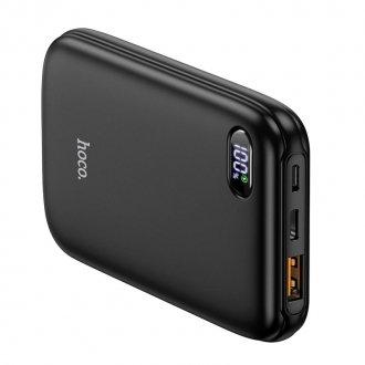 Внешний аккумулятор Hoco Q2 Galax fully PD20W+QC3.0 10000 mAh (Черный)