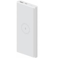 Внешний аккумулятор с поддержкой беспроводной зарядки Xiaomi Wireless Power Bank Youth 10000mAh (WPB15ZM) белый