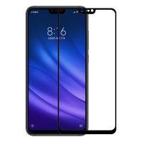 Защитное стекло 2D Full Xiaomi Mi 8 Lite