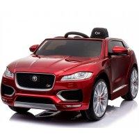 Детский электромобиль Jaguar F-Pace LS818 Красный краска