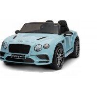 Детский электромобиль Bentley Continental Голубой (JE1155 ГК)