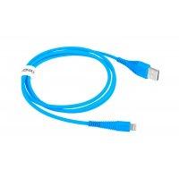 Кабель USB/Lightning Momax Tough Link Cable 1.2m (DL8) (Синие)