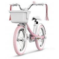Велосипед детский Ninebot Kids Bike 14'' (3-6 лет) розовый для девочки
