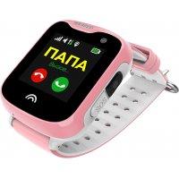 Часы телефон WOCHI STARKS  (Розовый)