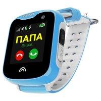 Часы телефон WOCHI STARKS (Синий)