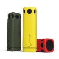 Многофункциональный гаджет Puridea: Bluetooth-динамик + Power bank 8000 mAh + USB-кабель + Handsfree + светодиодный фонарик