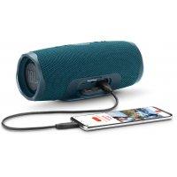 Портативная акустика JBL Charge 4 (синий) (Арт. 04543)