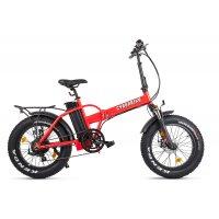 Велогибрид Cyberbike 500 Вт (Красно-черный-1857)