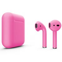 Беспроводные наушники Apple AirPods 2 (Flirt матовый) (беспроводная зарядка)