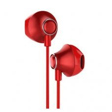 Наушники Baseus Enock H06 lateral in-ear Wire Earphone Red (NGH06-09)